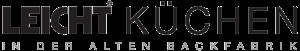Leich Küchen in der alten Backfabrik Logo