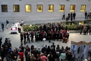 The Diplomatic Choir of Berlin in the Federal Foreign Office